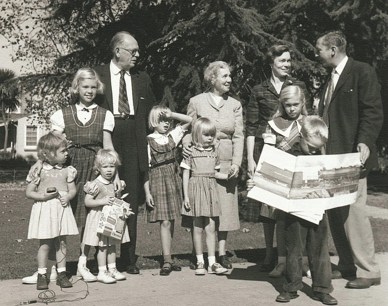 Cynthia Copple's Family